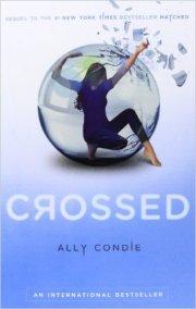 ally condie crossed