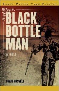 black-botle-man