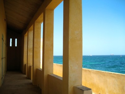 Goree Island Senegal