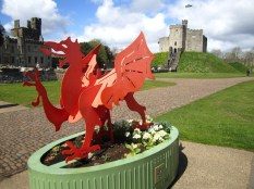 Dragon and the Keep - Cardiff