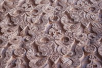 Mederssa Ben Youssef - Carvings