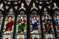 Stained Glass - Holy Trinity Church - Hastings