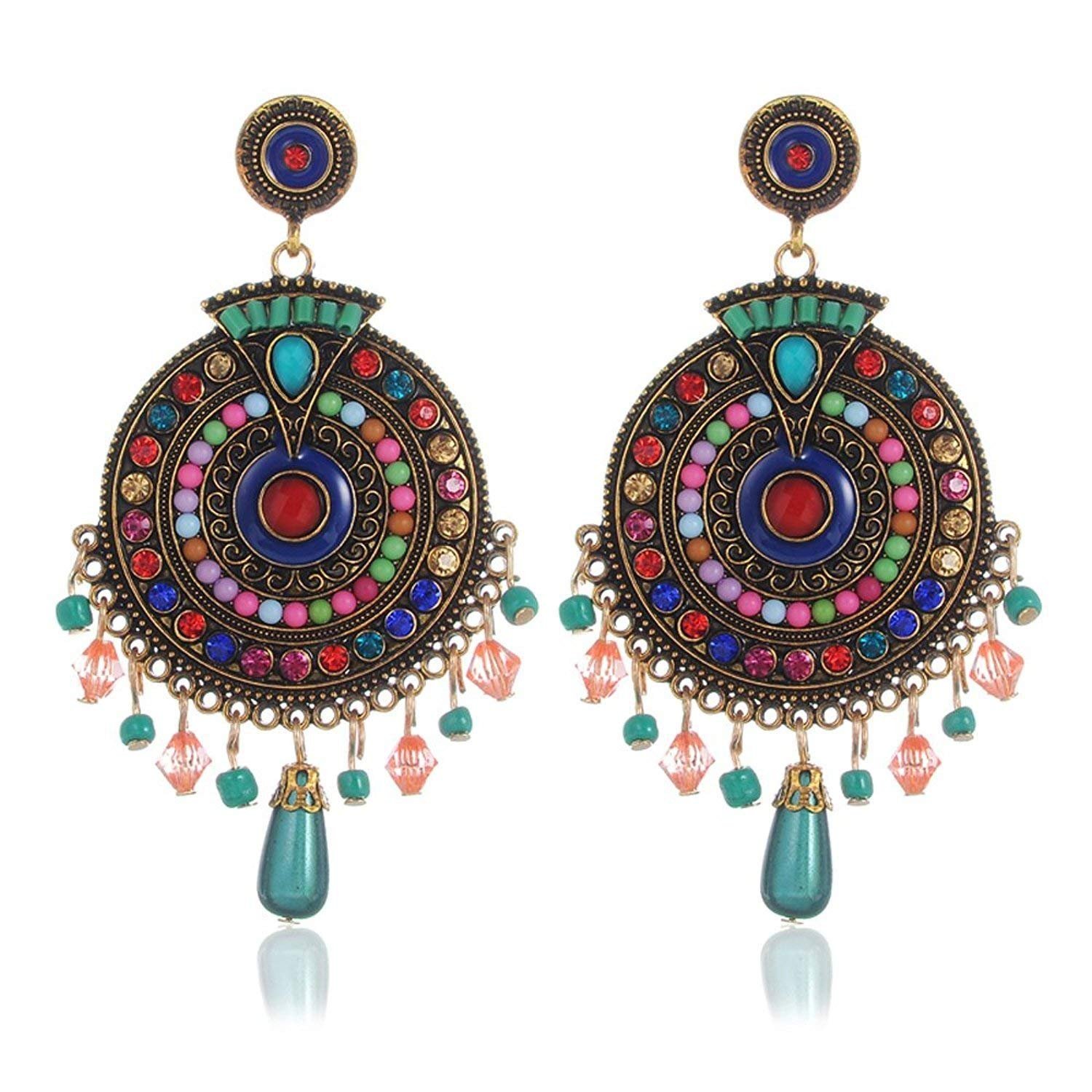 Top 5 Artificial Earrings for Wedding India 2020