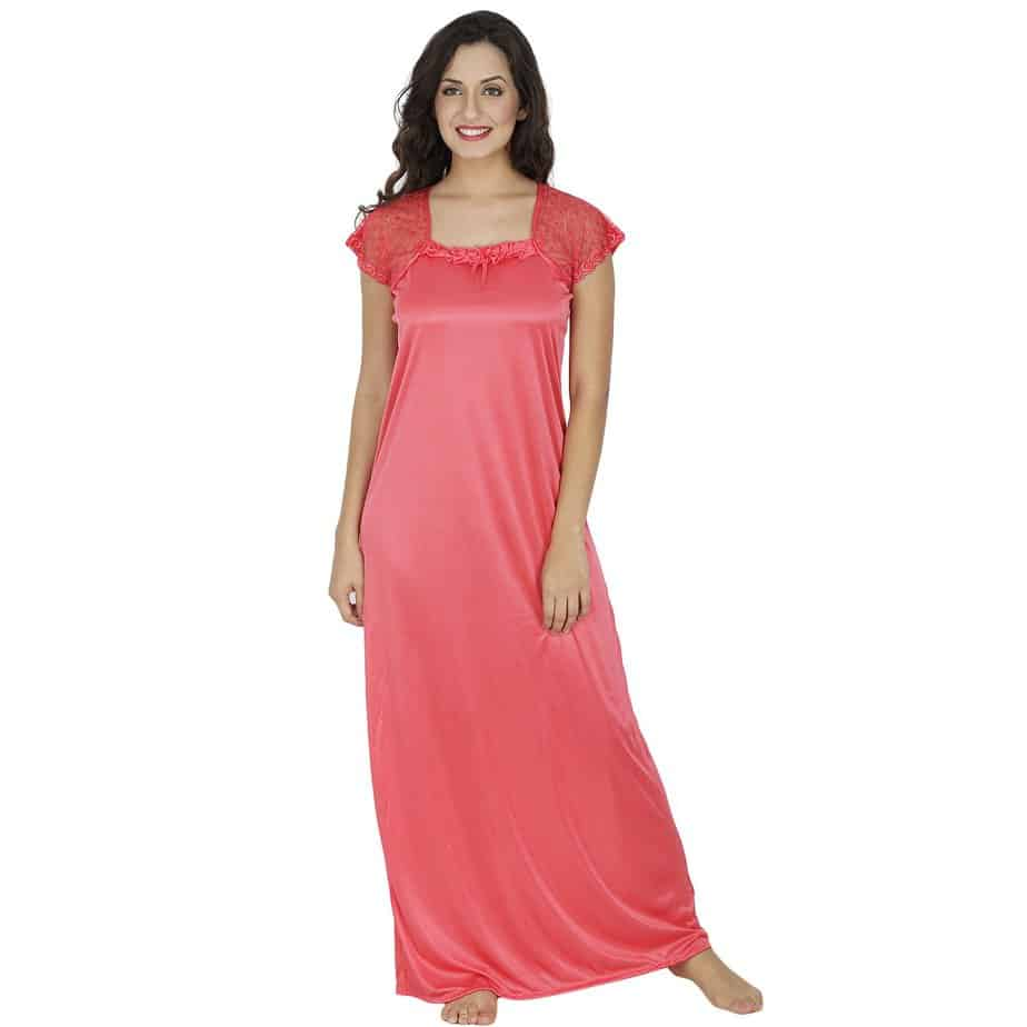 [45% Off] 5 Best Cotton Night Dress for Women India 2021