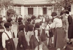 1953年11月7日 群馬県Br第2団 発団式