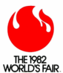 1982 Worlds Fair Logo