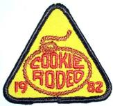 Cookie Rodeo 1982