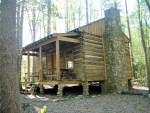 CME Cabin Outside