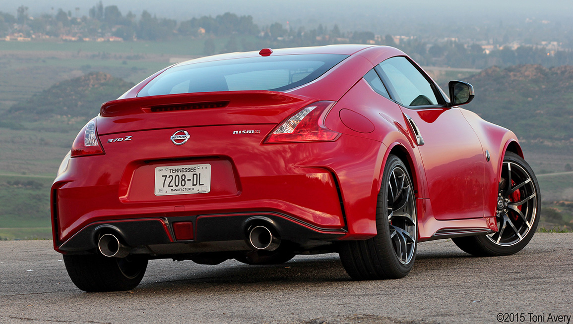 Nissan Pure Drive >> 2015 Nissan 370Z NISMO Tech Review – GirlsDriveFastToo