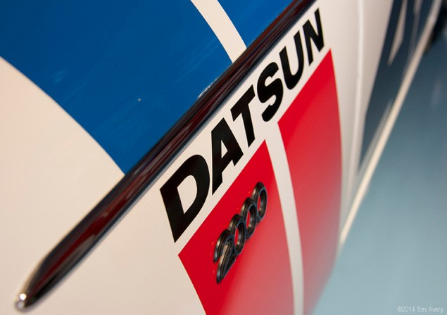 Datsun 2000 badge