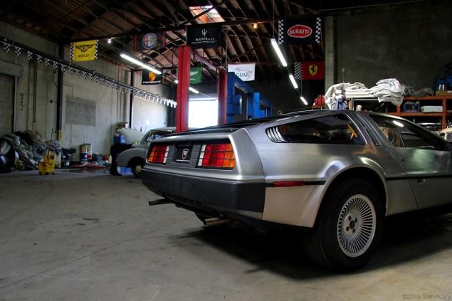 BHCC DeLorean