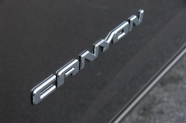 GMC Canyon badge 2