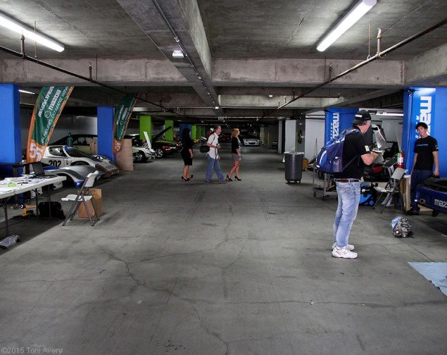 Mazda vault overall