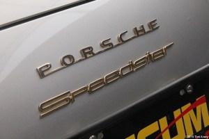 8-13-15 Mecum Auctions Monterey, CA1957 Porsche 356 Speedster