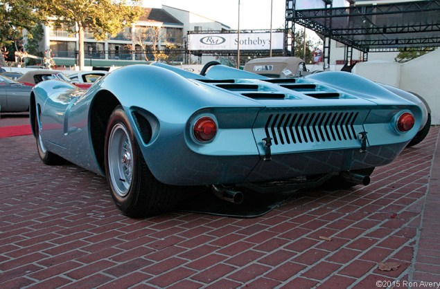 8-13-15 RM Auctions 1976 Bizzarrini P538