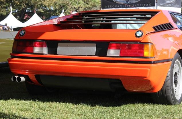 8-13-15 Mecum Auctions Monterey, CA 1980 BMW M1