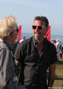 8-16-15 Pebble Beach, CA Richard Rawlings