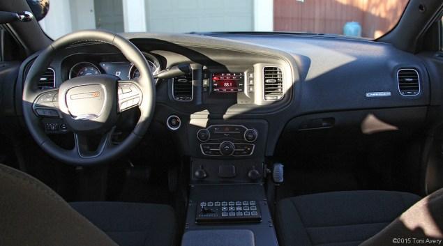Dodge Charger Pursuit 12-17-15