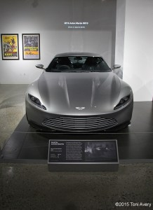 Aston Martin DB10, Petersen Museum Los Angeles, CA