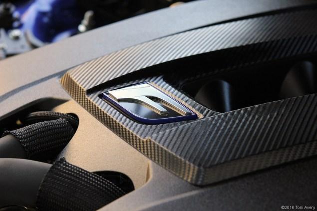 2016 Lexus GS F 2/13/16