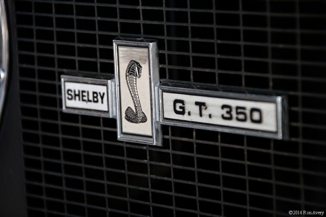 Cars 1967 Ford Shelby GT 350 Mustang © 2016 Ron Avery