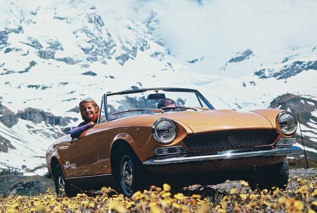 1966 Fiat 124 Sport Spider (1966-1969)