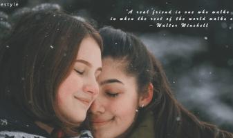 找一個志同道合的朋友,比找一個終生伴侶更為困難 - Girl Secret