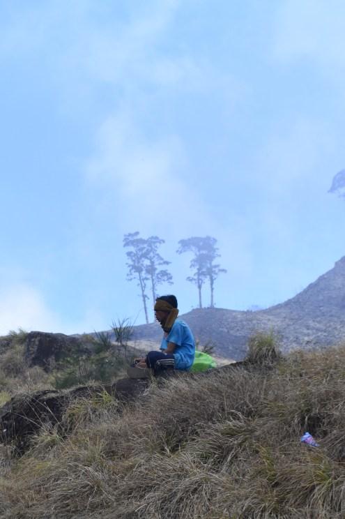 smoke hill, lombok, 08/14