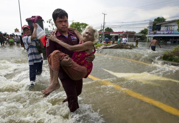 A Call to Action: Thailand Flood Relief | Leap & The Net ...