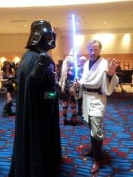 Star Wars cosplay - DragonCon 2012