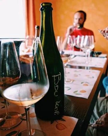 Franciacorta Wine Tasting