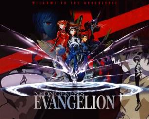 Evangelion.