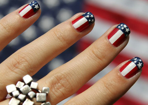 4th Of July Nail Art Designs Supplies Galleries