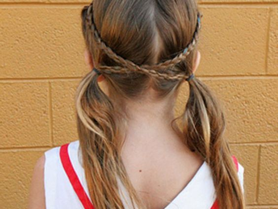 20 Cute Girls Hairstyles | Get Your Kids Ready for a Fun School Time ...