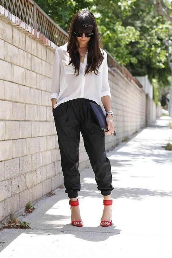 Sweatpants Outfits