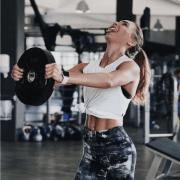 Gym Exercising