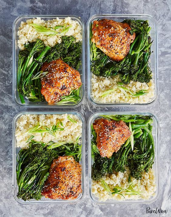 Easiest Meal Prep Lunches