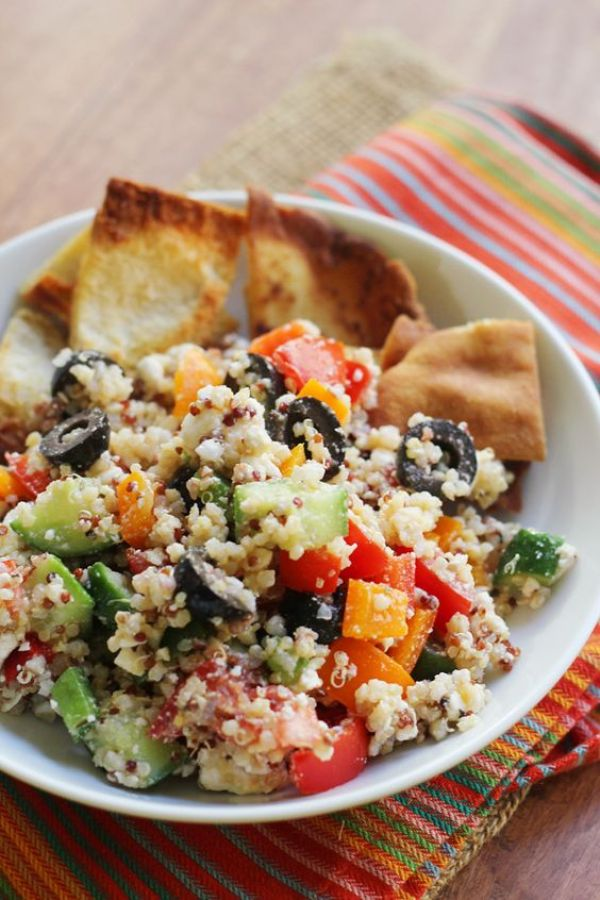 Mediterranean Diet Recipes to Try This Week According to a