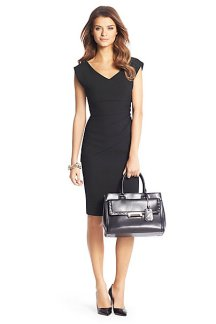 Little Black Dress DVF