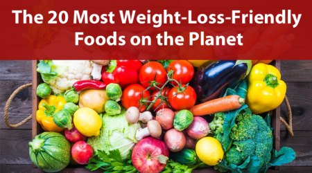 The 20 Most Weight-Loss-Friendly Foods on the Planet - GirlsnBeauty