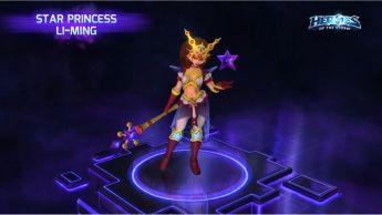 Li-Ming Princesa Estrelar