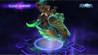 Xul - Montaria Serpente das Nuvens