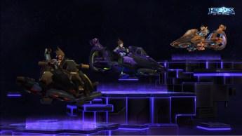 Montaria Fantasma Espectral - Cores