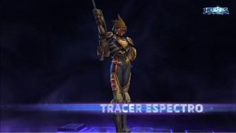 Tracer Espectro