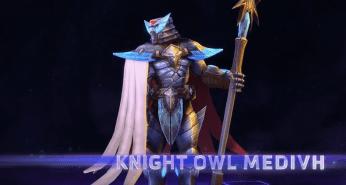 Cavaleiro Coruja Medivh