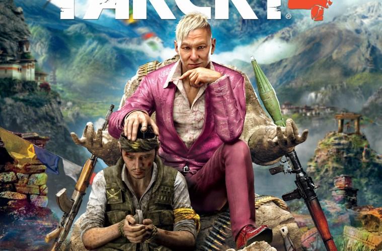 Far Cry 4 Key Art © Ubisoft