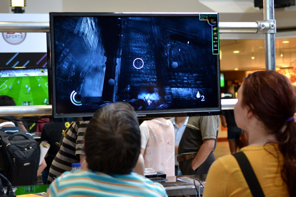 Playing Thief at the Eidos Montreal booth