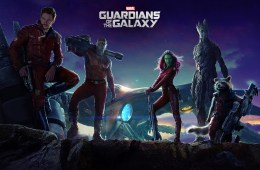 Guardians of the Galaxy keyart © Marvel