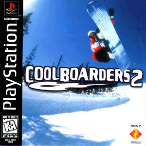Cool barders 2 PlayStation