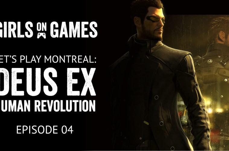 Let's Play Deus Ex Human Revolution, Episode 4